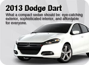 New 2013 Dodge Dart for sale Surrey Jim Pattison Chrysler Jeep Dodge