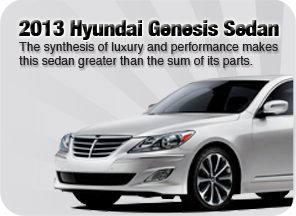 2013 Hyundai Genesis Sedan for Sale Surrey