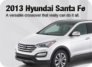 2013 Hyundai Santa Fe for Sale North Vancouver