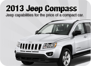 New 2013 Jeep Compass for sale Surrey Jim Pattison Chrysler Jeep Dodge
