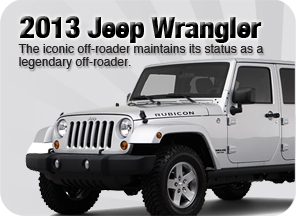 New 2013 Jeep Wrangler for sale Surrey Jim Pattison Chrysler Jeep Dodge