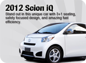 2013 Scion iQ for sale Downtown Vancouver