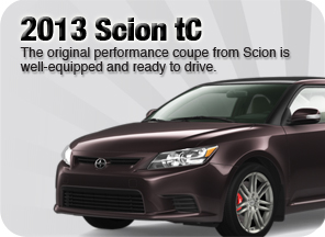 2013 Scion tC for sale Downtown Vancouver