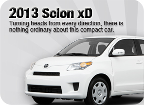 2013 Scion xD for sale Downtown Vancouver