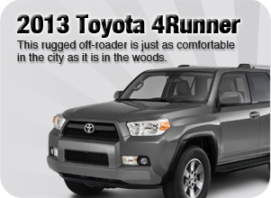 2013 Toyota 4Runner for sale Downtown Vancouver