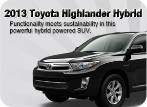 2013 Toyota Highlander Hybrid for sale Downtown Vancouver