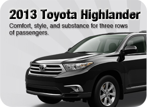 2013 Toyota Highlander for sale Downtown Vancouver