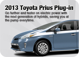 2013 Toyota Prius Plug-in for sale�Frontier Toyota