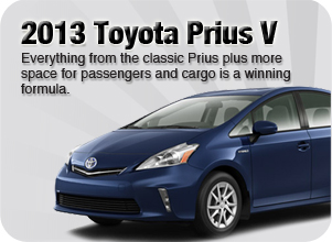 2013 Toyota Prius V for sale Downtown Vancouver