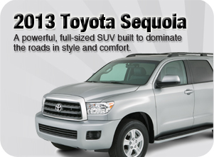 2013 Toyota Sequoia for sale Downtown Vancouver