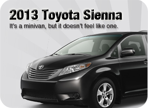 2013 Toyota Sienna for sale Downtown Vancouver