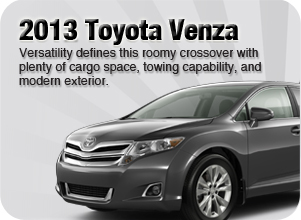 2013 Toyota Venza for sale Downtown Vancouver